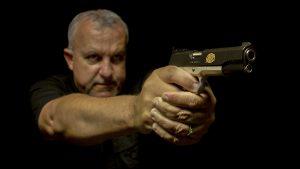 Kimber Team Match II pistol beauty