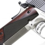 Kimber Team Match II pistol grip