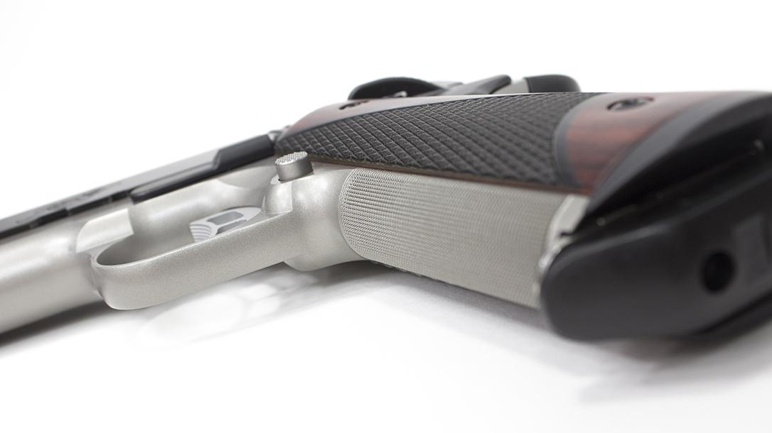 Kimber Team Match II pistol grips