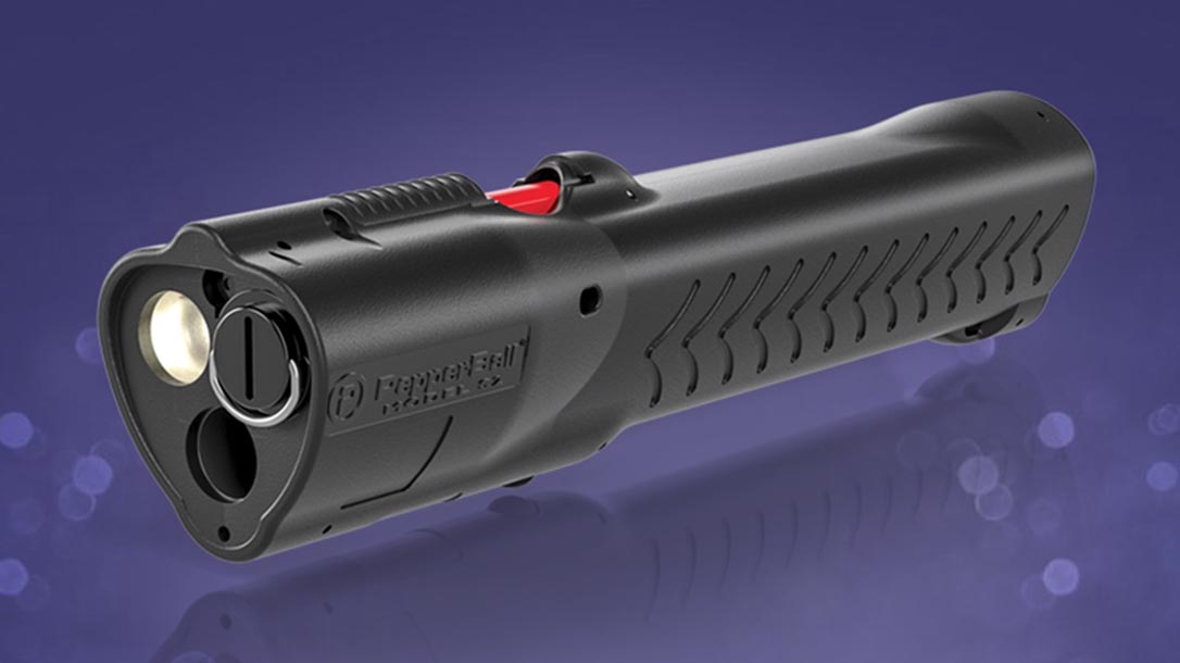 pepperball LifeLite Launcher left angle
