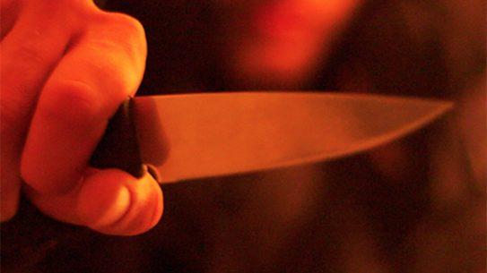 Massachusetts robber knife