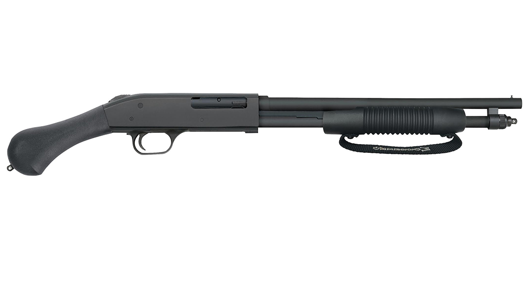 Mossberg Shockwave 410 bore firearm right profile