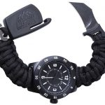 Outdoor Edge ParaClaw CQD zinc alloy watch