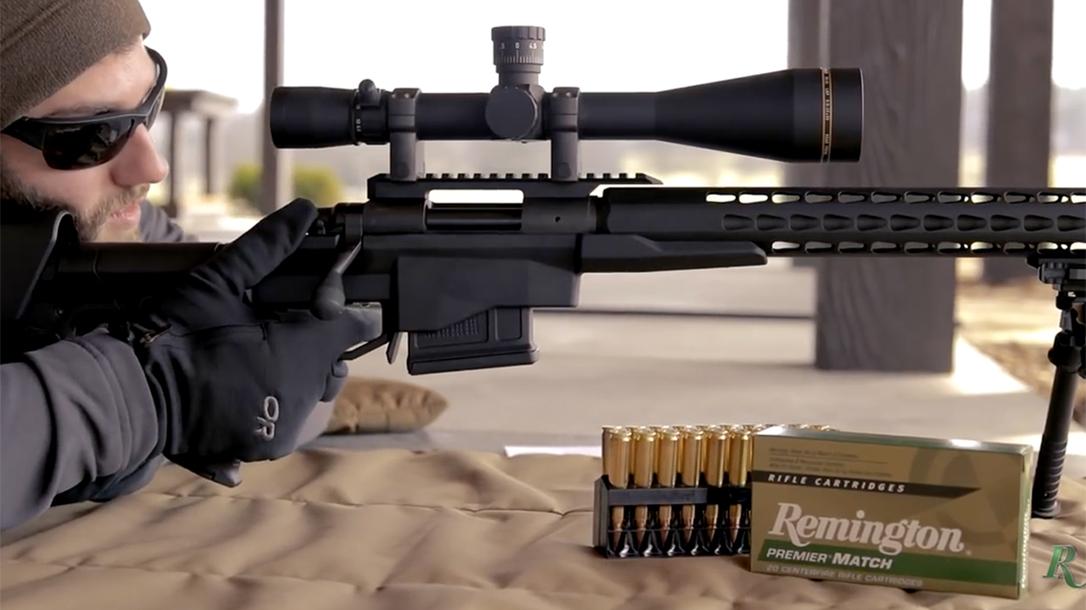 remington outdoor company model 700 pcr