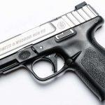 smith wesson sdve pistol