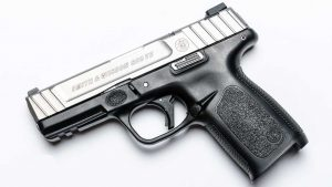 smith wesson sdve pistol