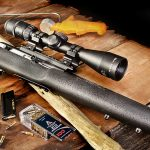Savage Arms Model 64 TR-SR rifle beauty