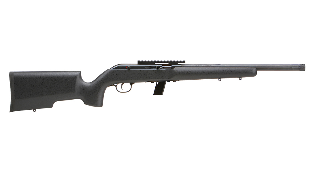 Savage Arms Model 64 TR-SR rifle profile