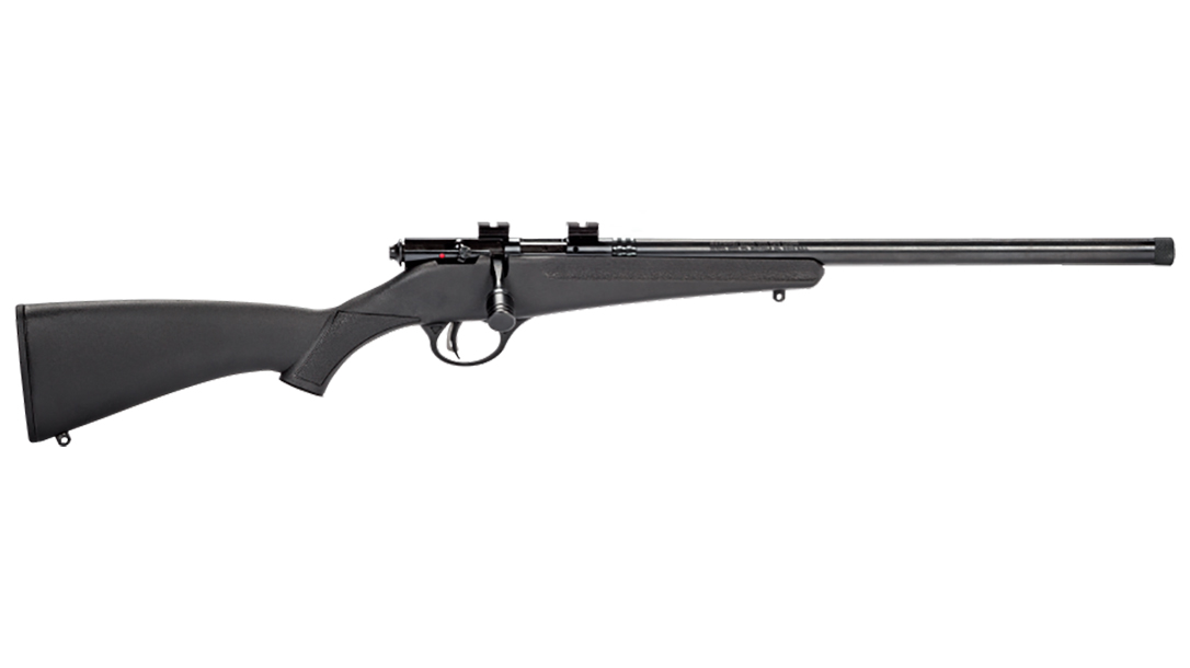 savage Rascal FV-SR rifle black