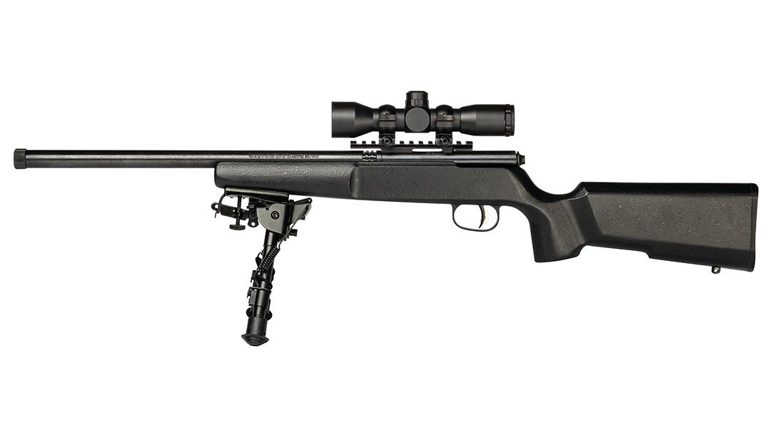New Savage Rascal Rifles: The Rascal FV-SR & Target XP
