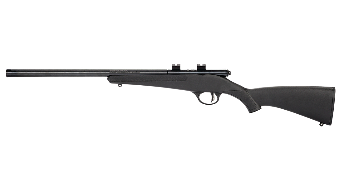 savage Rascal FV-SR rifle left profile