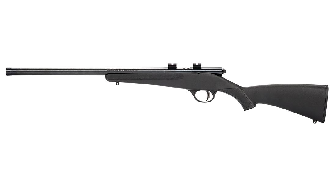 savage Rascal FV-SR rifle left profile