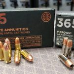 sig 365 ammo line