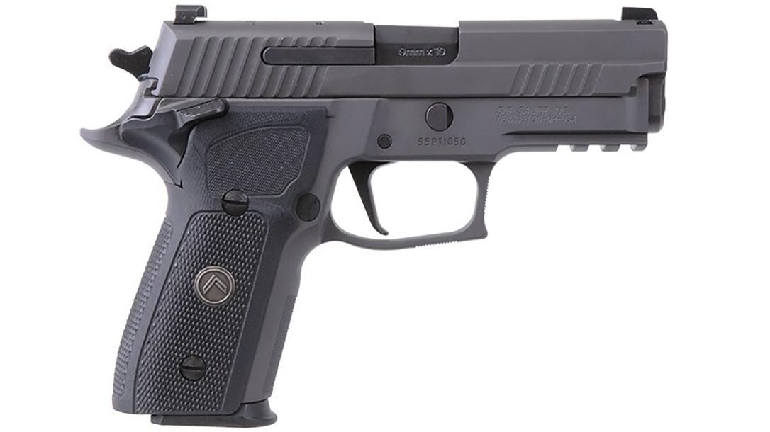 Sig Sauer Legion P229 SAO pistol right profile