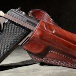 Sig P210 Target pistol holster