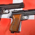 Sig P210 Target pistol classic