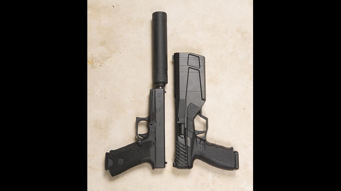 SilencerCo Maxim 9 pistol comparison