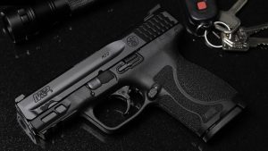 Smith & Wesson M&P M2.0 Compact 3.6 inch pistol beauty shot