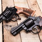 smith wesson model 19 revolver series