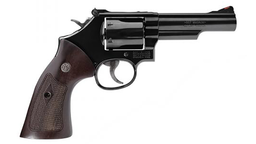 smith wesson model 19 revolver classic