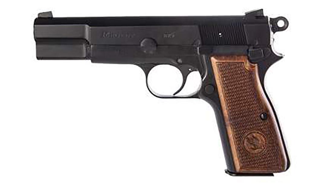 TISAS Regent BR9 pistol left profile
