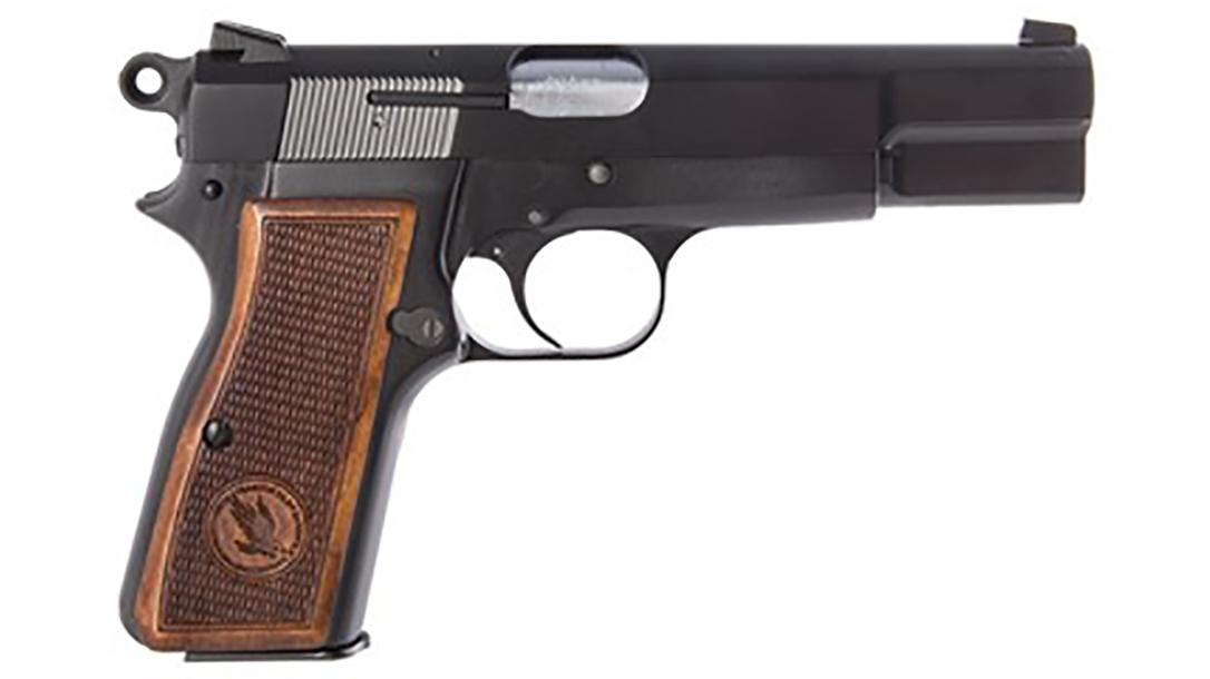TISAS Regent BR9 pistol right profile