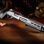 Wilson Combat rob Haught Special shotgun right angle