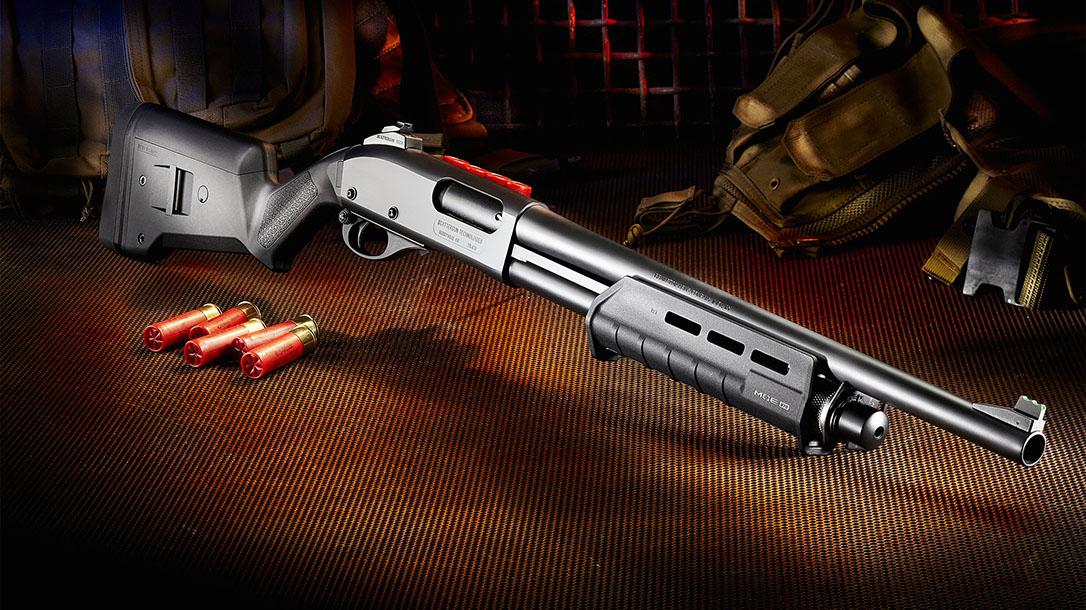 Wilson Combat rob Haught Special shotgun right angle