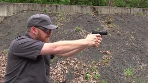 Graham Baates SW1911 Pro Series 9mm 1911 pistol