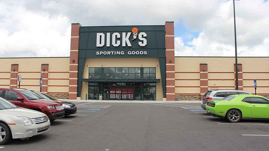 dick's sporting goods mossberg
