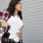 oklahoma constitutional carry gun holster draw