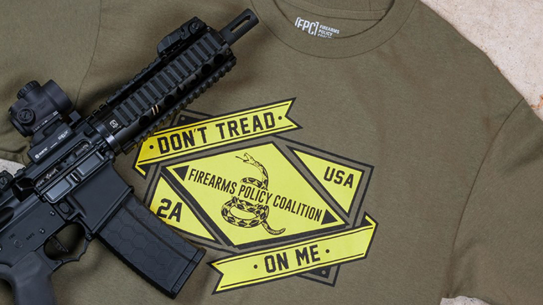 firearms policy coalition t-shirt pro gun clothing