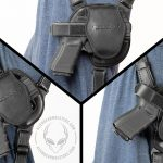 Alien Gear ShapeShift Shoulder Holster cant