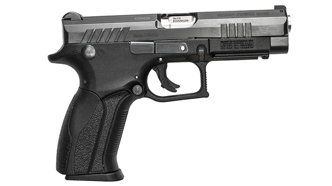 Eagle Grand Power Q100 new handguns