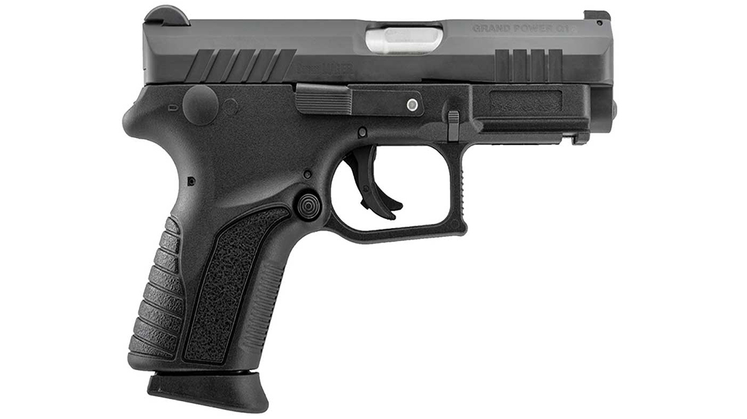 Grand Power Q1S pistol right profile