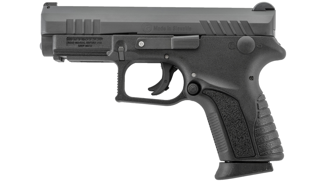 Grand Power Q1S pistol left profile