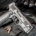 hudson h9 pistol right angle