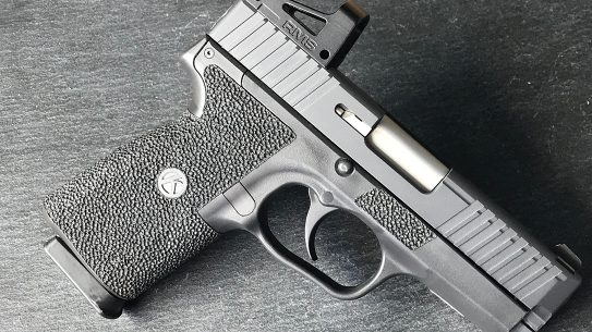 custom kahr p9 pistol right profile