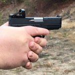 custom kahr p9 pistol shield rms