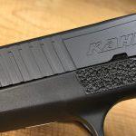 custom kahr p9 pistol slide