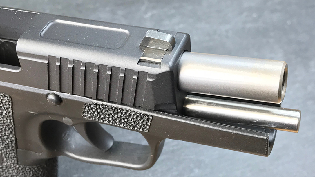 5 Customizations to Amp Up a 9mm Kahr P9 Pistol