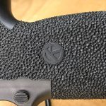 custom kahr p9 pistol grip