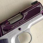 Kimber Amethyst Ultra II pistol slide left profile