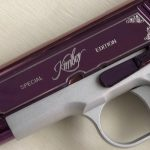 Kimber Amethyst Ultra II pistol slide right profile