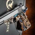 Nighthawk Turnbull VIP 2 pistol slide