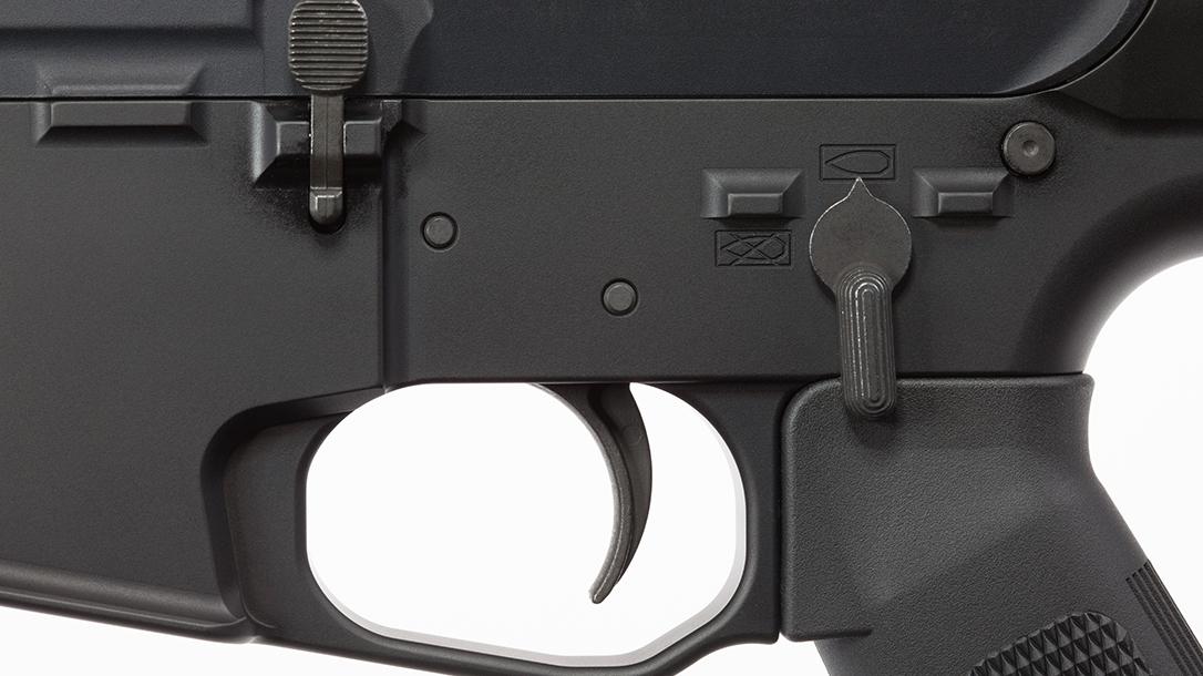 Quarter Circle 10 QC10 GLF ar pistol trigger