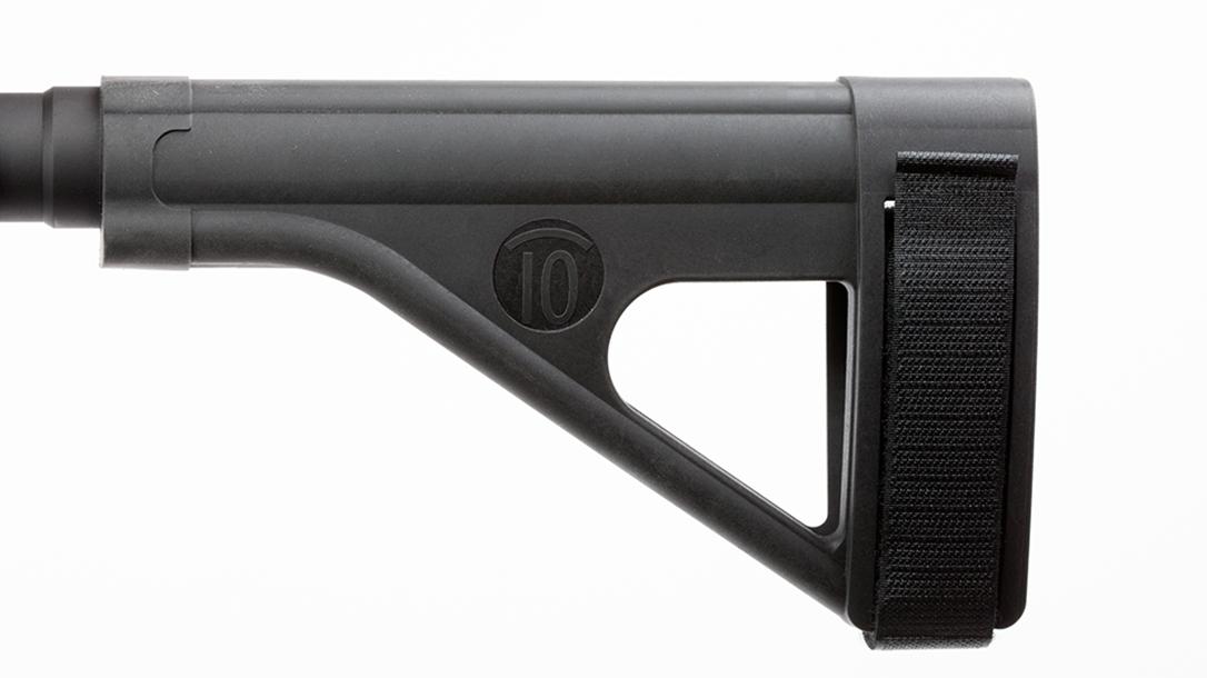 Quarter Circle 10 QC10 GLF ar pistol stock