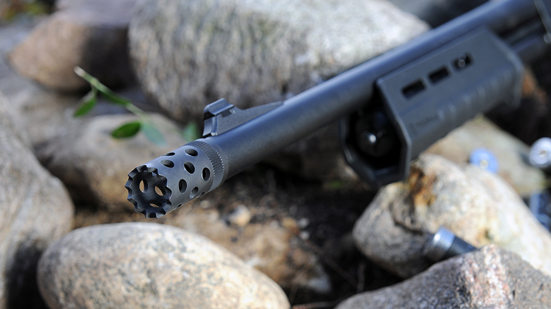 Remington 870 DM Magpul Shotgun barrel