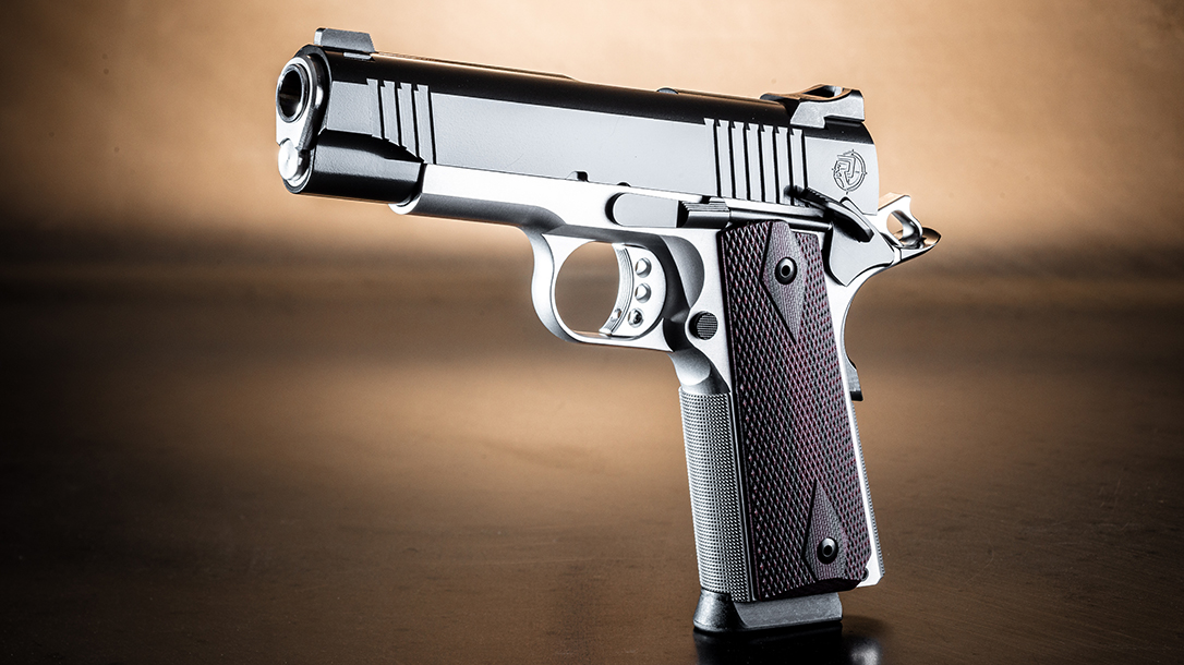 Roberts Defense SuperGrade 2-Tone pistol beauty