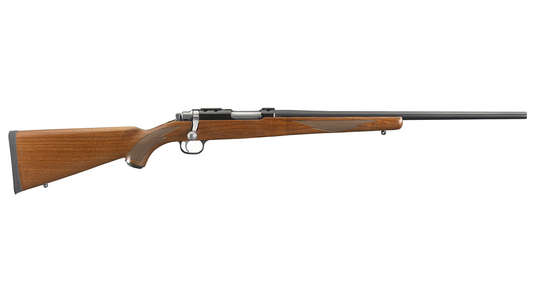 Ruger scout rifle 77/17 Rifle right profile